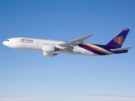 Thai Airways Generates Profit For The First Time Since The Pandemic Began