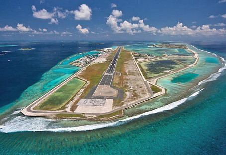 A brief history of Velana International Airport