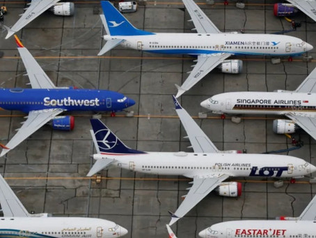 Boeing reports $12 billion  loss for the year 2020