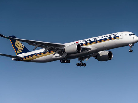 Singapore Airlines to use Airbus A350-900ULR on the world's longest flight