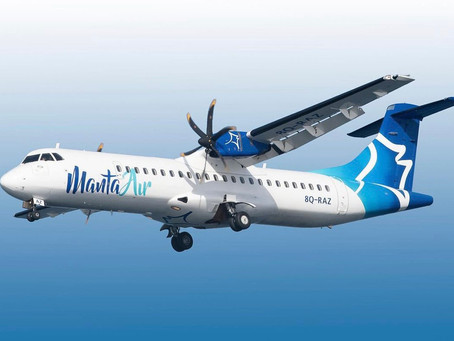 Manta Air hiring Certifying Engineer's B1 for ATR