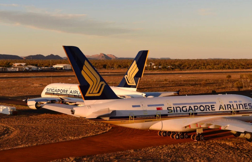 Singapore Airlines Suffers A Net Loss Of $302 Million