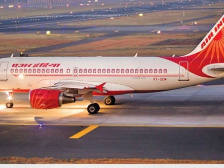 Air India flights to China suspended for the second time till Oct 3 after passenger tests positive.