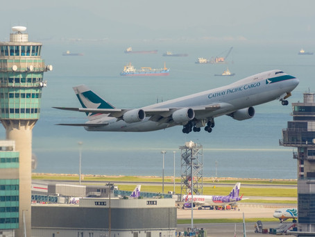 Hongkong bans flights from India, Pakistan, and the Philippines