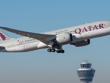 Qatar Airways to operate daily three flights to the Maldives from 17th December