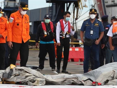 Sriwijaya Air Flight SJ-182 : What we know so far