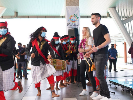 Maldives celebrates arrival of 500,000 tourists in 2020