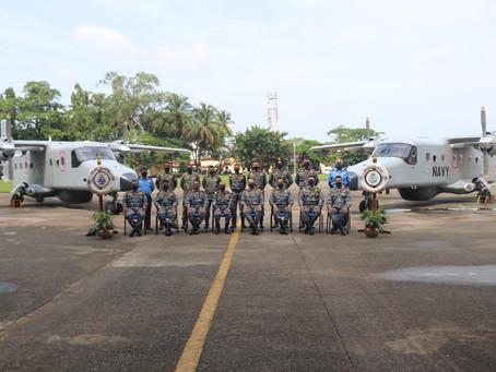 Three Maldivian Pilots Completes Dornier Co-pilot Conversion Course In India