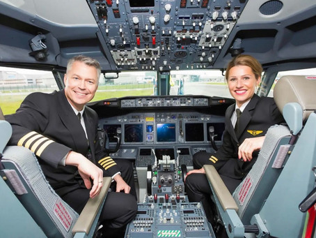 Ryanair To Hire 2,000 New Pilots Over The Next Three Years