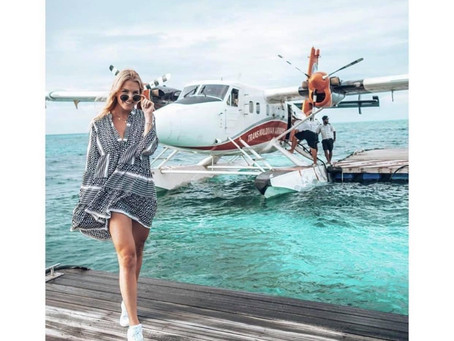 In July, 101,818 Tourist Arrived To The Maldives.