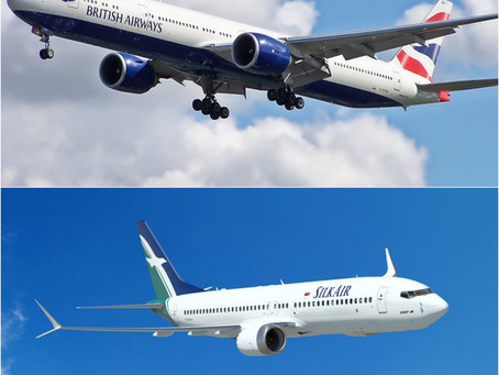 British Airways and Silk Air to recommence flights to the Maldives