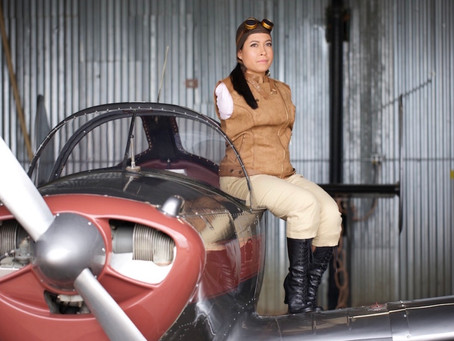 Jessica Cox, World's First Licensed Armless Pilot