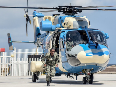 Helicopter Pilots. Why doesn't Maldives have any?