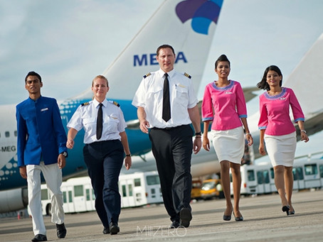 Whatever happened to the Boeing Fleet at Mega Maldives?