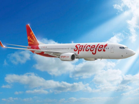 SpiceJet Officially Resumes Scheduled Flights To The Maldives