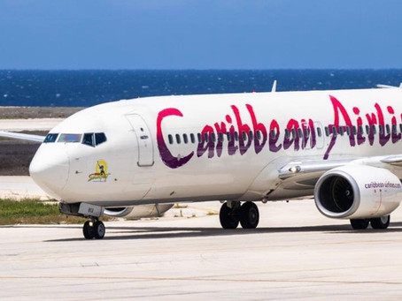 6.5 kg of Cocaine Seized In Miami On Board A Caribbean Airlines Boeing 737