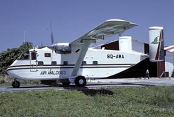 Air Maldives Short SC-7 Skyvan