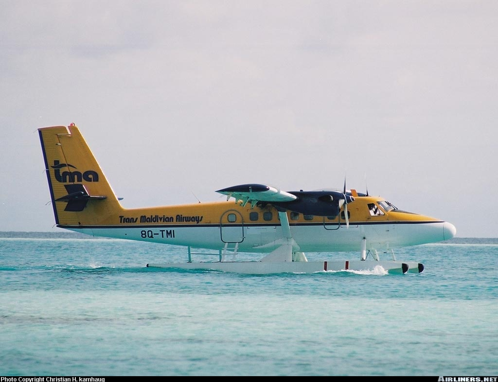 De Havilland Canada DHC-6-310 Twin Otter
