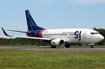 Sriwijaya Air Boeing 737-500 missing 5 mins after departure.