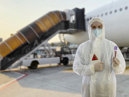 IATA labels 2020 as the worst year in history for Air Travel