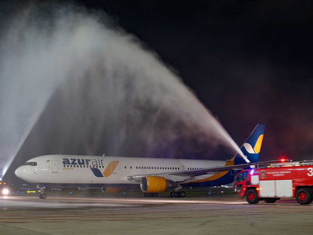 Azur Air Ukraine Commences Flights to the Maldives