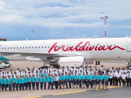 National airline Maldivian celebrating 21st anniversary