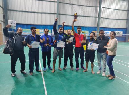 Badminton Blaster: PDKP Panthers