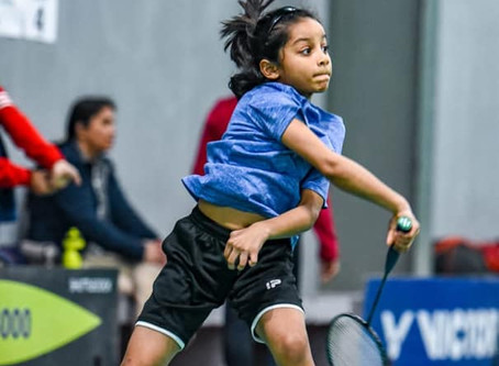 The Unsung Story of a Young Shuttler
