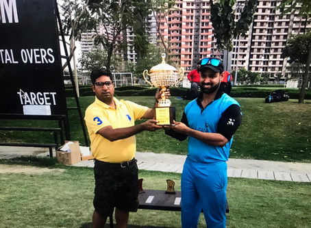 Senior IT Professional and a Part Time Cricket Organiser – An interview with Ashish Dixit