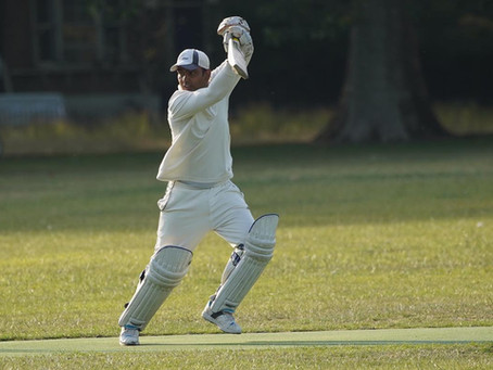 Corporate Cricket goes international: Interview with Vishnu Dubey