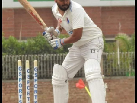 Balancing the fine line between corporate life and your dreams as a sports player: Sanjeev Gaurav