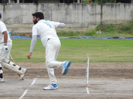 Old but turned Young Bowling Sensation: Amit Kohli