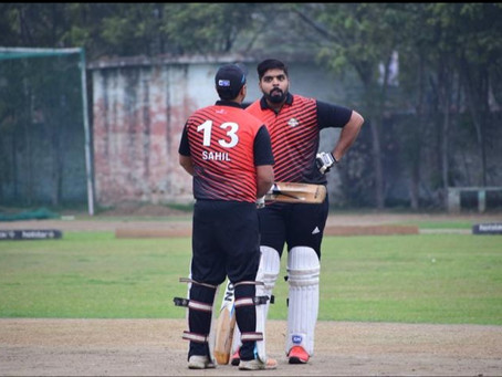 Meet the techie cricketer : Interview with Anubhav Singh