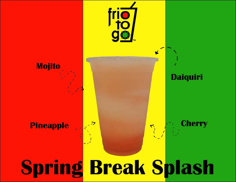 Spring Break Splash