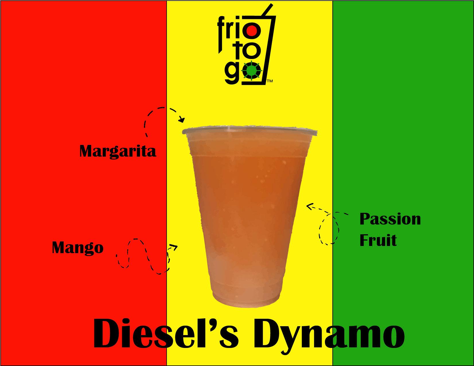 Diesel's Dynamo