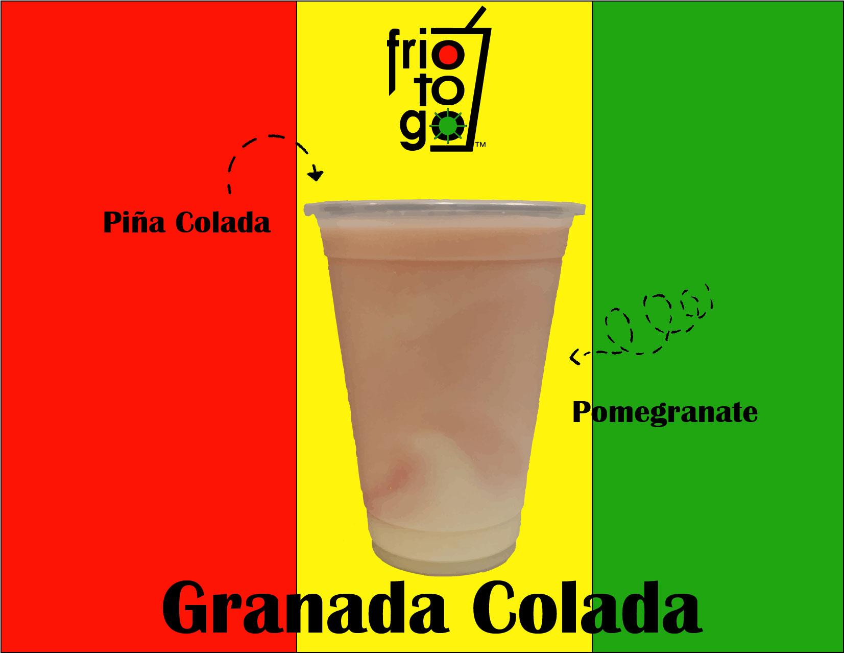 Granada Colada