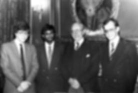 Hayek Society spring 1985