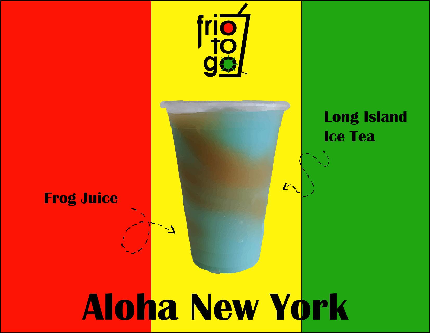 Aloha New York