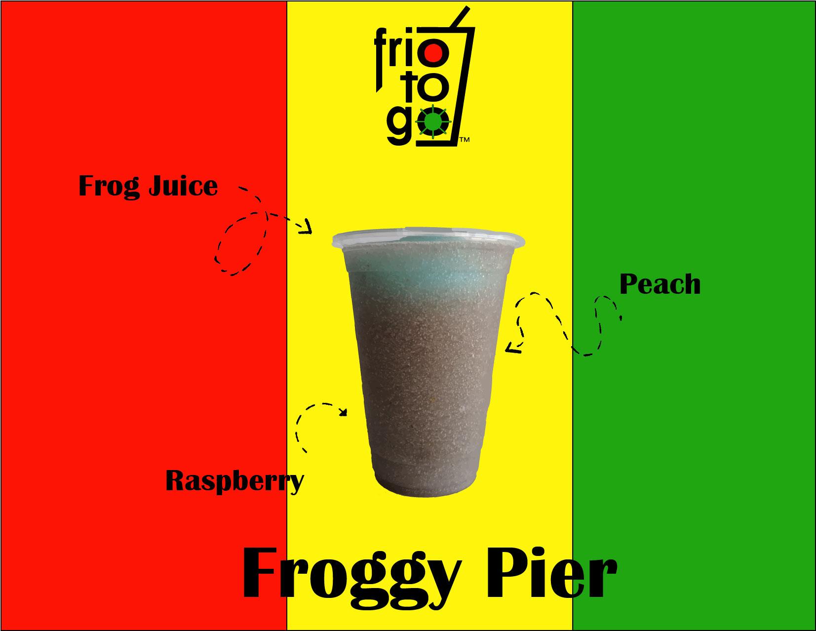 Froggy Pier