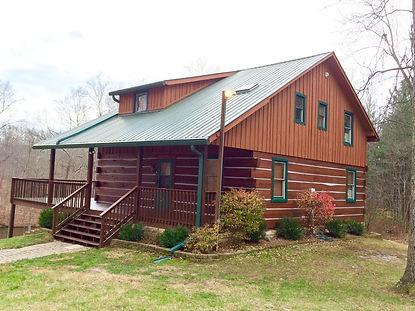 Indiana log home restoration, maintenance & repair