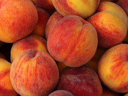 peaches alone
