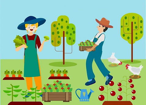 farming_background_woman_man_vegetable_i