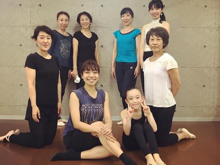 初!コンテンポラリーダンス ワークショップ開催致しました!
