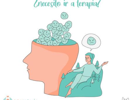¿Cómo saber si necesito ir al psicólogo?