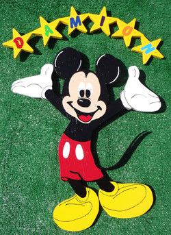 Mickey Mouse wall Hanger
