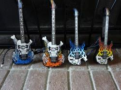Custom Mini Guitars