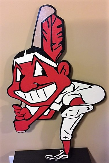 Cleveland Indians Mascot