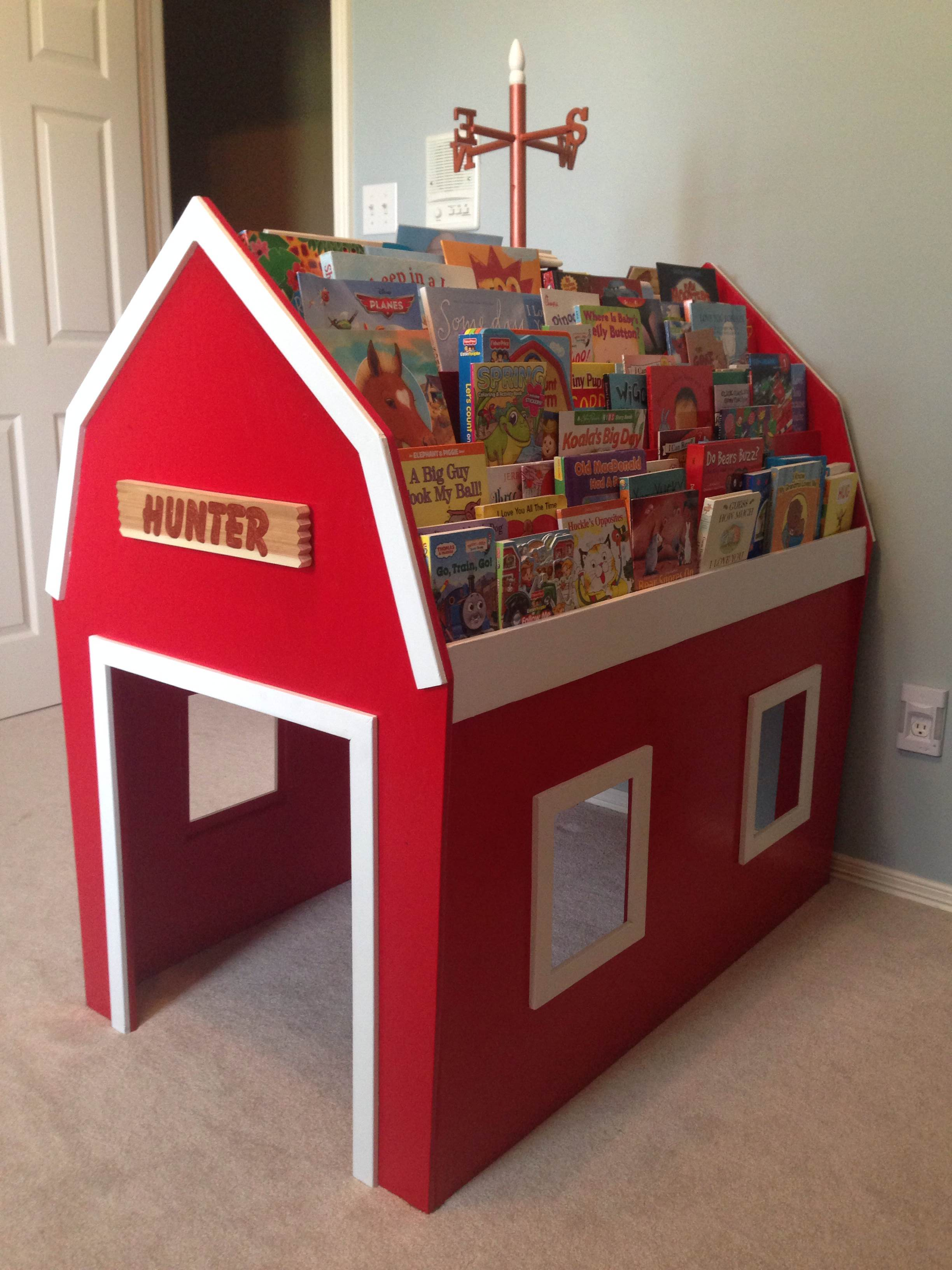 Custom Book Barn