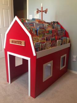 Custom Book Barn