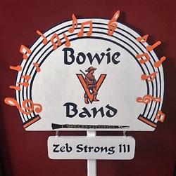 Band Sign
